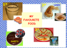 Favourite food | Recurso educativo 39018