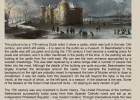 Painting: The Castle of Muiden in Winter | Recurso educativo 39539
