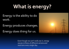 Energy | Recurso educativo 40442
