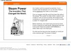 Steam power, the invention that changed the world. | Recurso educativo 42147