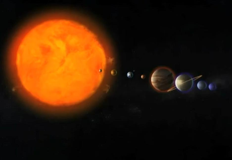 The Solar System: Space School | Recurso educativo 44002
