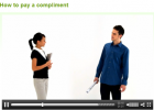 How to pay a compliment | Recurso educativo 47548