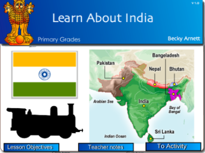 Learn about India | Recurso educativo 50531