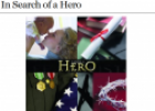 Webquest: In search of a hero | Recurso educativo 51812