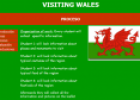 Webquest: Visiting Wales | Recurso educativo 10939