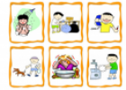 Daily Activities Flashcards (set 1) | Recurso educativo 19295