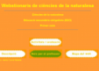 Webstionaris de ciències de la naturalesa | Recurso educativo 20198