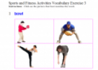 Sports and Fitness vocabulary | Recurso educativo 20271