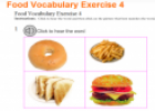 Food vocabulary | Recurso educativo 20276
