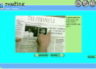 Structure of a news story | Recurso educativo 30987