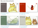 Collaborative storytelling: Storybird | Recurso educativo 7021