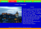 Webquest: A trip to Edinburgh | Recurso educativo 9355