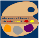 Mixing colours | Recurso educativo 63275