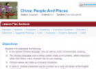 China: People and places | Recurso educativo 68914