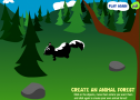 Create an animal forest | Recurso educativo 71607