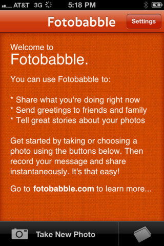 App Store - Fotobabble | Recurso educativo 74909