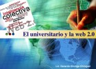 El universitario y la web 2.0 | Recurso educativo 103743