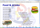 Food and drink | Recurso educativo 121250