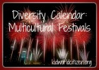 2014 Diversity Calendar: Holidays from Around the World | Recurso educativo 680183