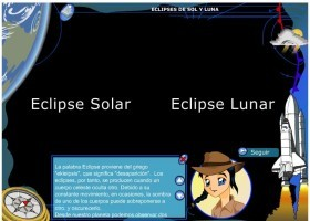 ECLIPSES DE SOL Y LUNA | Recurso educativo 723211