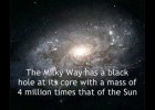 Interesting space facts: the Milky Way | Recurso educativo 728176