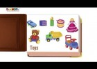 Flashcards for Kids - Infant Early Learning Educational Video: Toys. | Recurso educativo 730646