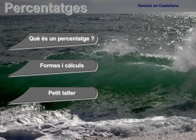 Percentatges | Recurso educativo 738609