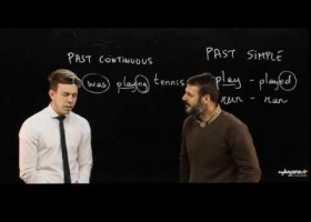 Past simple and Past continuous | Recurso educativo 757166