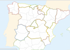 Map of Spain | Recurso educativo 770045