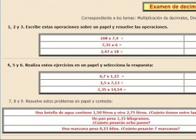 Nombres decimals | Recurso educativo 776557